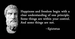 Epictetus quote applies to poker players