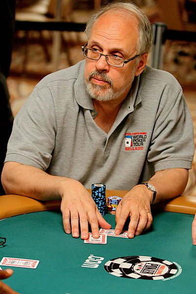 David Sklansky poker math guru