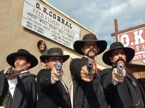 OK Corral shootout