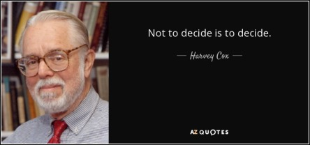 quote Harvey Cox for poker blog