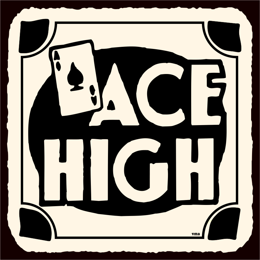 Ace high poker blog