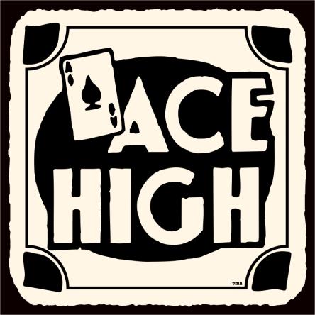 Ace high poker blog