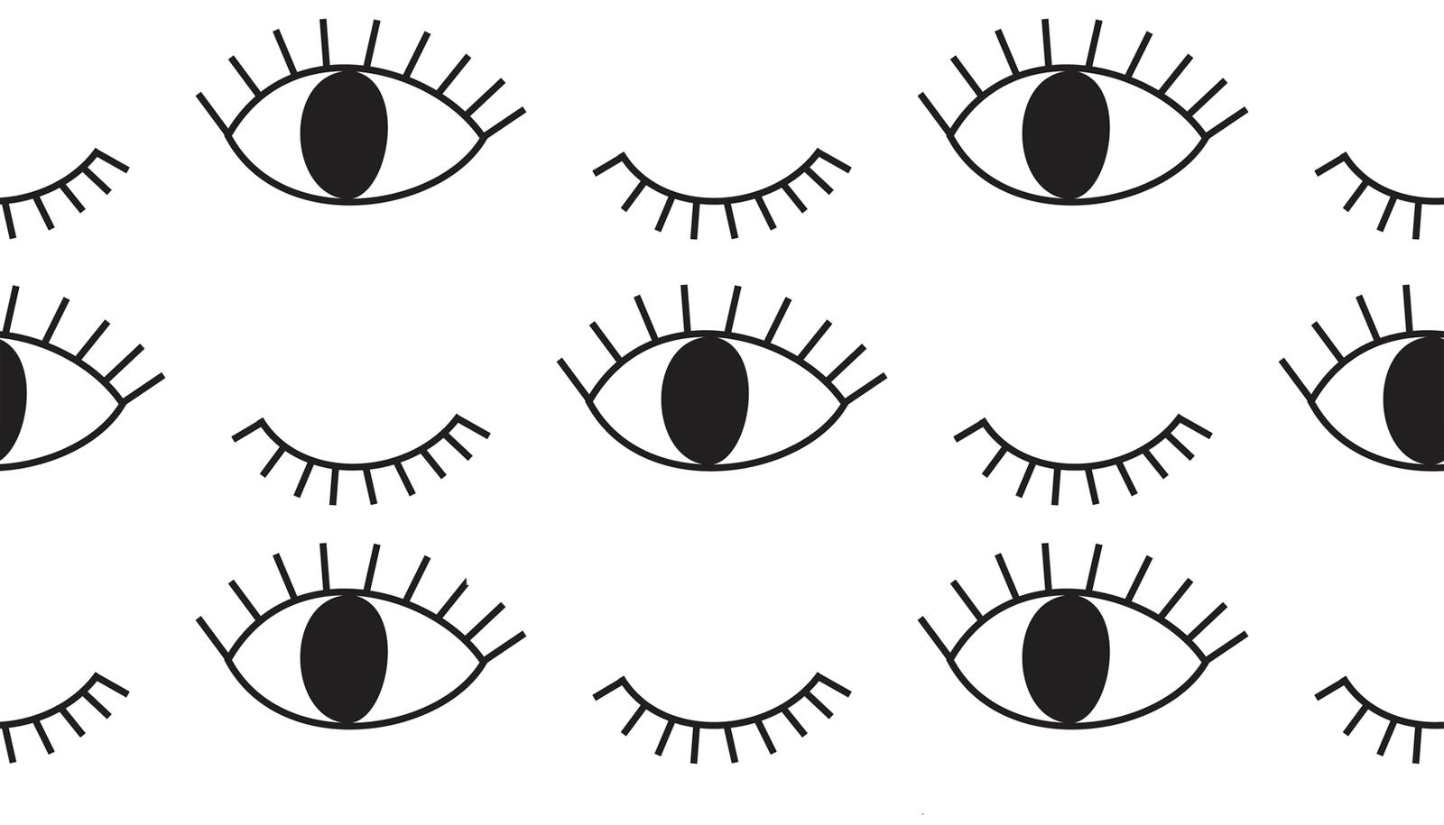 rapid eye blink rate poker tell