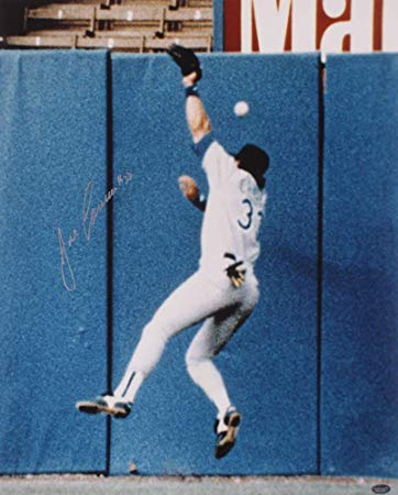 Jose Canseco ball hits head