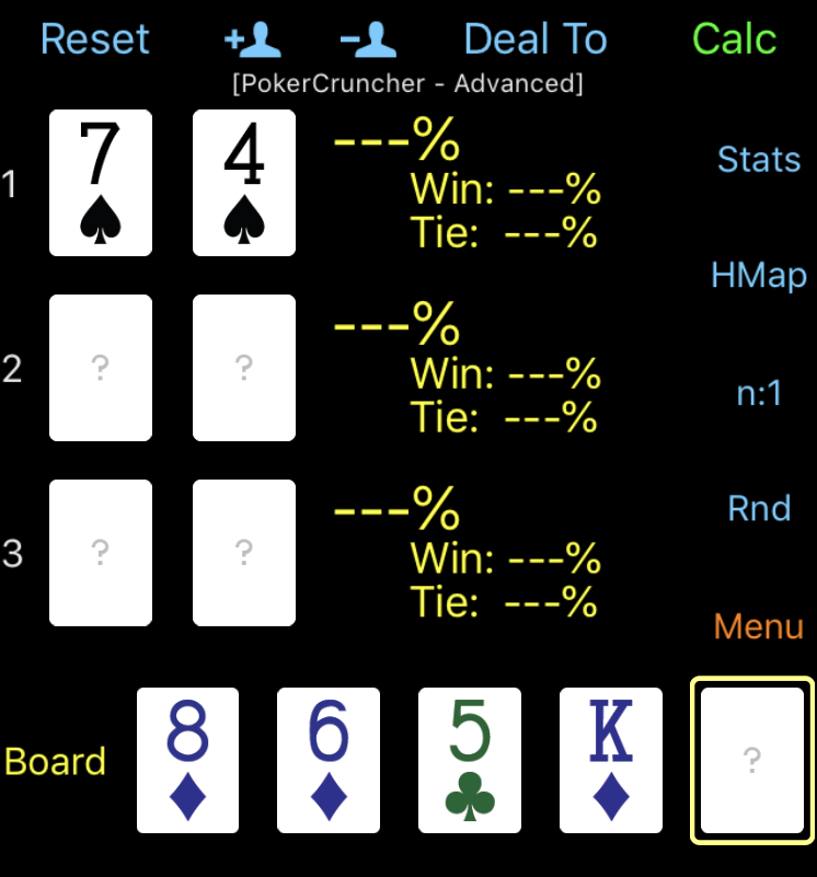 easy fold poker blog